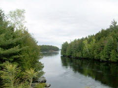 West Branch of the Penobcot River in Maine