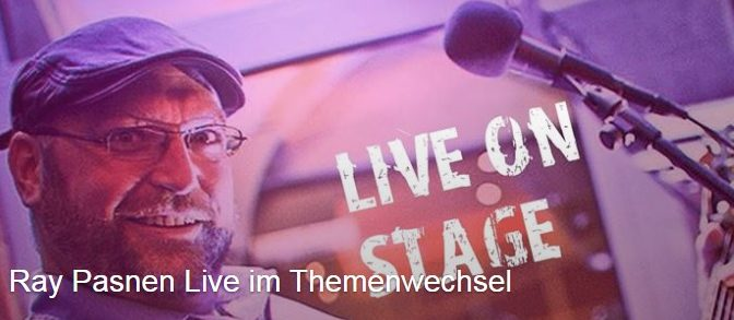 Ray – Live at Themenwechsel – 05.11.16