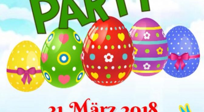 Oster Party im ANNO – 31.03.2018 – 20:30 Live-Musik