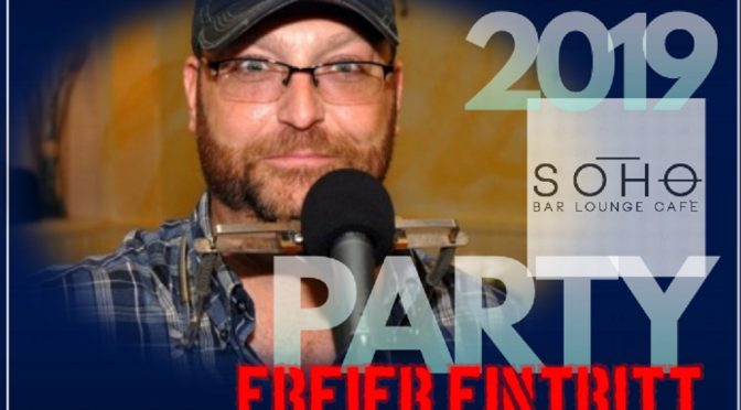 Ray Pasnen – SOHO Minden Silvester Party